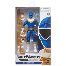 FIGURINE HASBRO BLUE RANGER POWER RANGERS 15CM