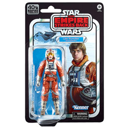 HASBRO FIGURINE LUKE SKYWALKER SNOWSPEEDER THE EMPIRE STRIKES BACK STAR WARS 15CM