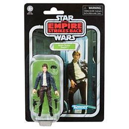 FIGURINE VINTAGE KENNER HAN SOLO STAR WARS THE VINTAGE COLLECTION 9,5CM