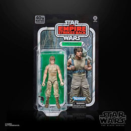 HASBRO FIGURINE DAGOBAH LUKE SKYWALKER EPISODE V STAR WARS 15CM