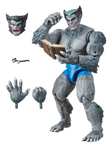 Photo du produit MARVEL LEGENDS SERIES VINTAGE COLLECTION FIGURINE MARVEL'S BEAST (THE UNCANNY X-MEN) Photo 1