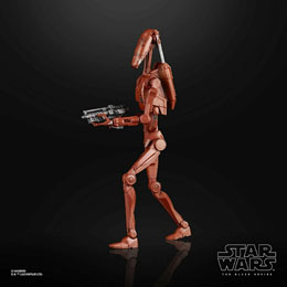 FIGURINE HASBRO BATTLE DROID STAR WARS 15CM