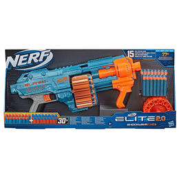 HASBRO LANCEUR SHOCKWAVE RD-15 ELITE 2.0 NERF