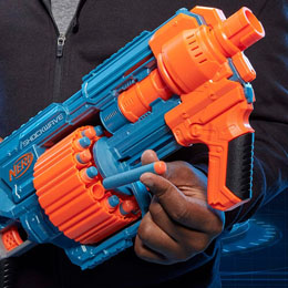 Photo du produit HASBRO LANCEUR SHOCKWAVE RD-15 ELITE 2.0 NERF Photo 3