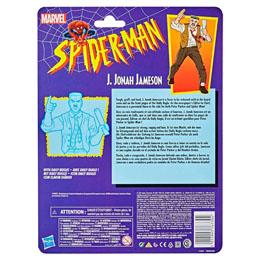 Photo du produit Figurine J. Jonah Jameson Spiderman Marvel Retro Collection 15cm Photo 1