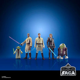 Photo du produit COFFRET 5 FIGURINES JEDI ORDER STAR WARS CELEBRATE THE SAGA Photo 1