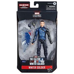 Figurine Winter Soldier - Falcon et le soldat d'hiver Hasbro