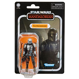 FIGURINES HASBRO STAR WARS THE MANDALORIAN - THE MANDALORIAN