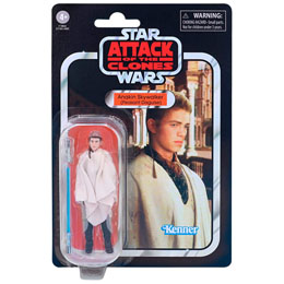 FIGURINE ANAKIN SKYWALKER PEASANT DISGUISE STAR WARS 10CM