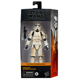 FIGURINES HASBRO STAR WARS REMNANT STORMTROOPER THE MANDALORIAN 15CM