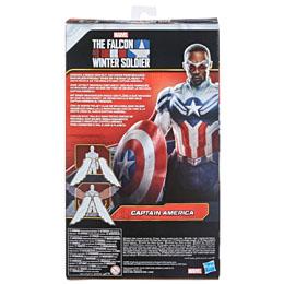Photo du produit Marvel Falcon and the Winter Soldier Captain America titan figure 30cm Photo 2