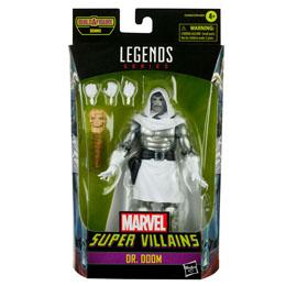 Figurine Dr. Doom Marvel Legends 15cm