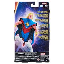 Photo du produit Figurine Quasar Marvel Legends Series 15cm Photo 2
