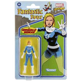 Figurine Hasbro Invisible Woman Marvel Legends 9cm
