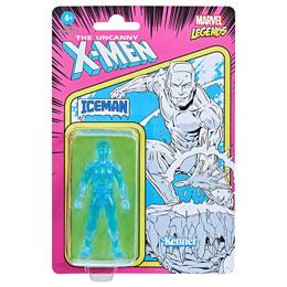 Figurine Hasbro Kenner Iceman X-Men Marvel 9,5cm