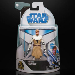 Photo du produit Figurine Obi-Wan Kenobi Star Wars The Clone Wars 15cm Photo 1