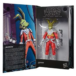 FIGURINE HASBRO JAXXON STAR WARS THE BLACK SERIES 15CM