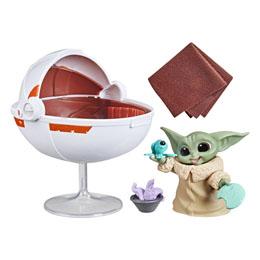 Star Wars Mandalorian Bounty Collection pack Landau flottant de Grogu