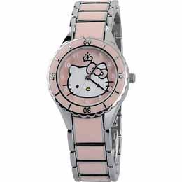 Montre Hello Kitty rose