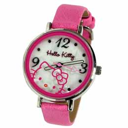 Montre Hello Kitty ronde