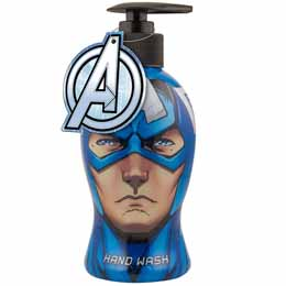 Gel douche shampoing Marvel Captain America