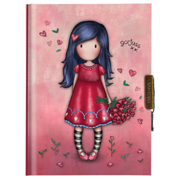 JOURNAL INTIME GORJUSS LOVE GROWS