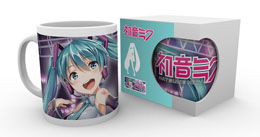 HATSUNE MIKU MUG SMIKU LIGHTS HEO EXCLUSIVE