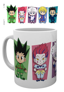 MUG HUNTER X HUNTER CHIBI
