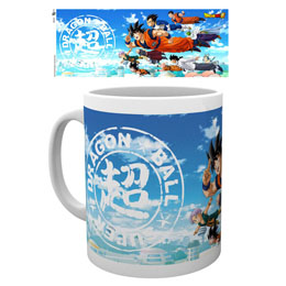 MUG FLYING DRAGONBALL SUPER