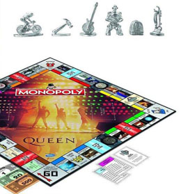 Photo du produit MONOPOLY QUEEN (VERSION ANGLAISE) Photo 1