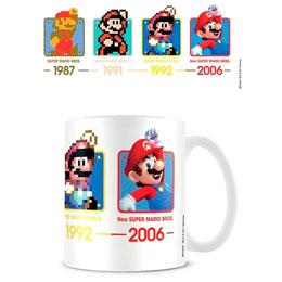 Mug Dates Super Mario Nintendo