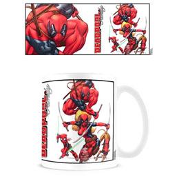 Mug Deadpool Marvel