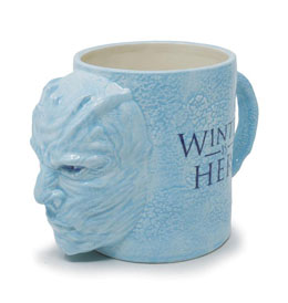 GAME OF THRONES MUG SHAPED 3D NIGHT KING
