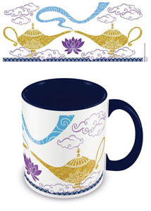ALADDIN MUG COLOURED INNER MAGIC MUG