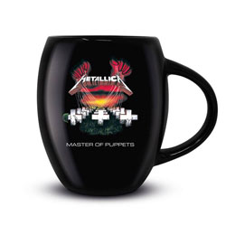 METALLICA MUG OVAL MASTER OF PUPPETS