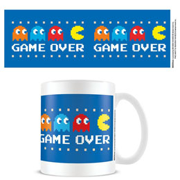 PAC-MAN MUG GAME OVER