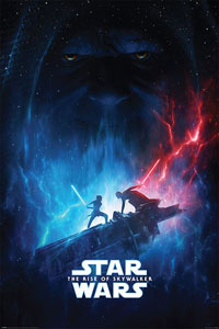 STAR WARS EPISODE IX POSTER GALACTIC ENCOUNTER 61 X 91 CM