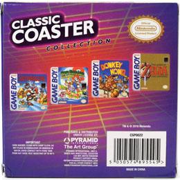 Photo du produit Gameboy pack 4 sous-verres Classic Collection Photo 2