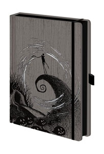 L'ÉTRANGE NOËL DE MONSIEUR JACK CARNET DE NOTES PREMIUM A5 MOONLIGHT MADNESS