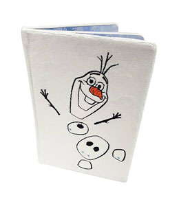 LA REINE DES NEIGES 2 CARNET DE NOTES PREMIUM A5 OLAF