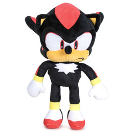 PELUCHE SONIC SHADOW DOUCE 30 cm