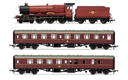Photo du produit HARRY POTTER TRAIN ÉLECTRIQUE 1/76 HOGWARTS EXPRESS Photo 1