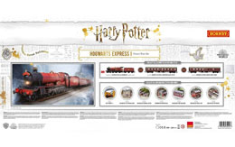 Photo du produit HARRY POTTER TRAIN ÉLECTRIQUE 1/76 HOGWARTS EXPRESS Photo 3