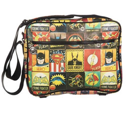 DC COMICS SAC A BANDOULIERE JUSTICE LEAGUE