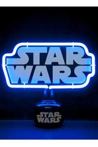 Photo du produit STAR WARS LAMPE NEON LOGO 25 X 21 CM