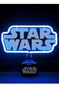 STAR WARS LAMPE NEON LOGO 25 X 21 CM