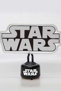 Photo du produit STAR WARS LAMPE NEON LOGO 25 X 21 CM Photo 1