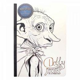 HARRY POTTER CAHIER A5 DOBBY
