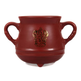 HARRY POTTER MUG 3D CAULDRON GRYFFINDOR