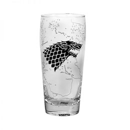 GAME OF THRONES VERRE KING IN THE NORTH